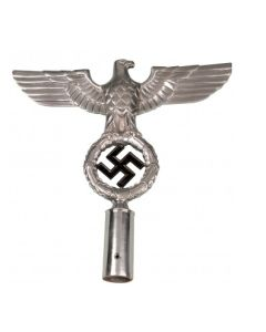 GERMAN LATE NSDAP POLE TOP