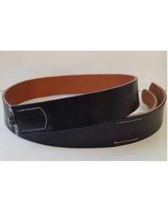 GERMAN LEATHER ENLISTED MANS BELT