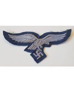 GERMAN LUFTWAFFE BLUE HBT BREAST EAGLE