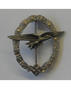 GERMAN LUFTWAFFE GLIDER PILOT BADGE