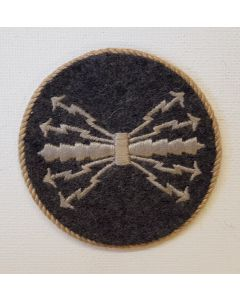 GERMAN LUFTWAFFE NCO AIR SIGNALS RADIO OPERATOR TRADE PATCH