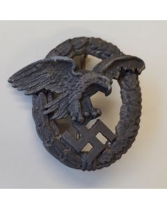 GERMAN LUFTWAFFE OBSERVER'S BADGE ORIGINAL