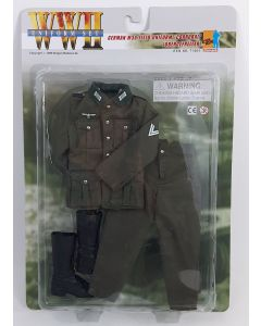 "GERMAN M36 FIELD UNIFORM ""CORPORAL"" (OBERGEFREITER) dragon figure"
