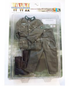 GERMAN M36 FIELD UNIFORM PRIVATE 1ST CLASS (OBERSCHUTZE)