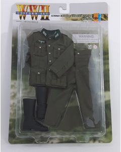 "GERMAN M36 FIELD UNIFORM ""PRIVATE "" (`SCHUTE) ("