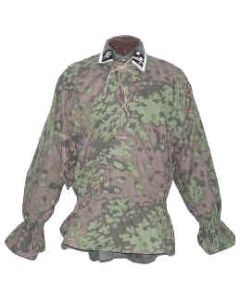 M38 SS REVERSIBLE SMOCK: GERMAN OAKLEAF CAMO SMOCKS