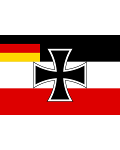 German  Jack 1921-1933 FLAG