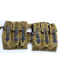 GERMAN MP44 MAGAZINE POUCH SET