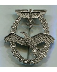 GERMAN N.S.F.K. PILOT BADGE Type 1