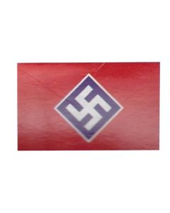 GERMAN NATIONAL SOCIALIST ANGLO PEOPLES PARTY FLAG
