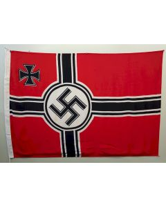 GERMAN NAZI BATTLE FLAG Cotton (3 X 5)