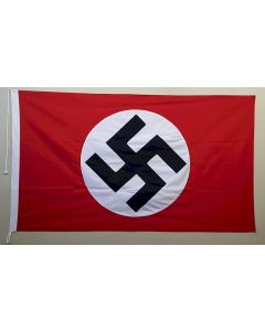 GERMAN NAZI PARTY FLAG COTTON (3x5)