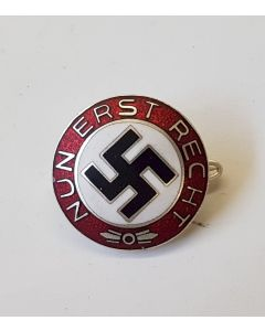 GERMAN NUN ERST RECHT BADGE