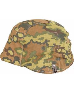 GERMAN M35 HELMET COVER - OAK LEAF REVERSIBLE