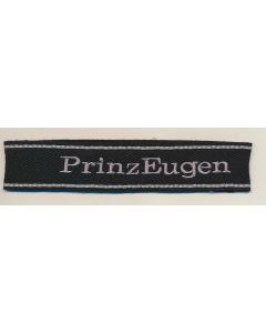 GERMAN PRINZ EUGEN SS DIVISION CUFF TITLE