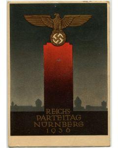 GERMAN REICHSPARTEITAG NURNBERG 1936
