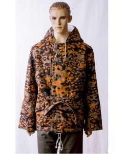 GERMAN REVERSIBLE CAMOUFLAGE PARKA - WINTERFALL