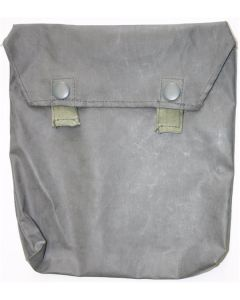 GERMAN WW11 RUBBERIZED GAS MASK BAG