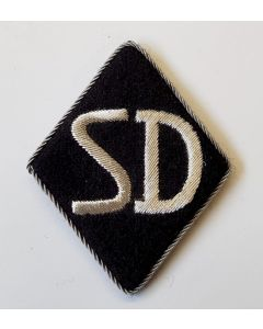 GERMAN SD OFFICERS SLEEVE DIAMOND INSIGNIA