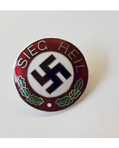 GERMAN SIEG HEIL BADGE