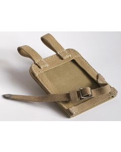 GERMAN SOLID BACK CANVAS WEB E TOOL COVER.