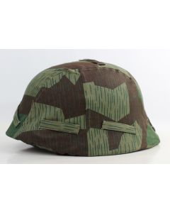 GERMAN SPLINTER CAMOUFLAGE HELMET COVER