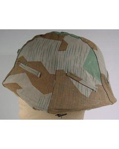 GERMAN SPLINTER PATTERN HELMET COVER