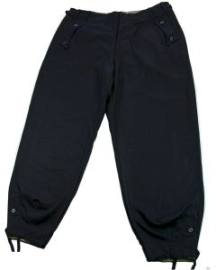 GERMAN SS BLACK PANZER TROUSERS