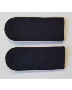 GERMAN SS EM INFANTRY SHOULDER BOARDS
