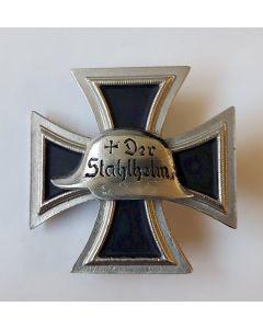 GERMAN STAHLHEIN MAGDEBURG REGIMENT BADGE
