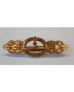 GERMAN SUBMARINE COMBAT CLASP - GOLD