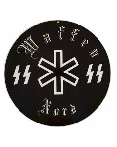 GERMAN WAFFEN SS NORD SIGN