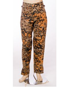 GERMAN WAFFEN SS OAK LEAF A CAMOUFLAGE M43 DRILL PANTS