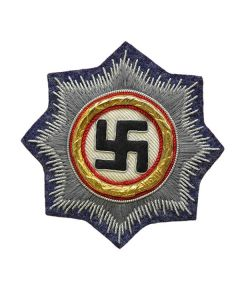 GERMAN WAR ORDER OF THE GERMAN CROSS IN GOLD -