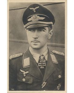 GERMAN WERNER MOLDERS POSTCARD