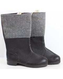 WINTER JACK BOOTS WITH FELT TOP