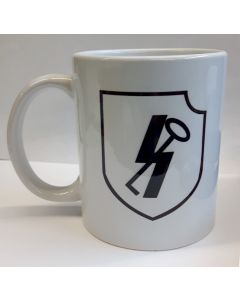 GERMAN WW2 12TH SS PANZER DIVISION HITLER YOUTH COFFEE CUP
