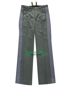GERMAN WWII SS GENERAL GRAY STRIPE TROUSERS