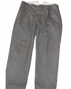 GERMAN WW1 MODEL M15 / M40 WOOL FIELD TROUSER