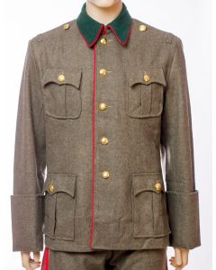 GERMAN ARMY GENERAL M36 FIELD GREY WOOL TUNIC AND PANTS