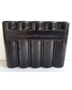 GERMAN WW2 BAKELITE FUZE HOLDER
