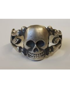 GERMAN WW2 SKULL RING