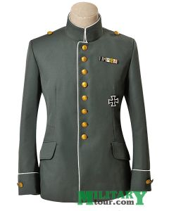 GERMAN WWI M10 FIELD GRAY ROYAL PRUSSIAN TUNIC