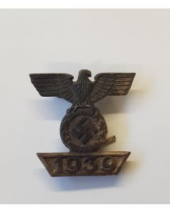 GERMAN WWII 1939 CLASP TO THE IRON CROSS 1ST CLASS