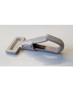 GERMAN WWII ALUMINUM SNAP HOOK