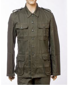 GERMAN WWII M40 HBT TUNIC