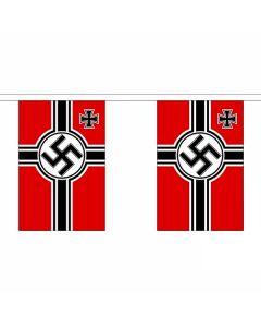 GERMAN WWII 3 METRE LENGTH BUNTING