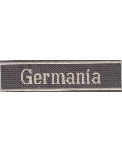 GERMANIA BEVO TYPE CUFF TITLE