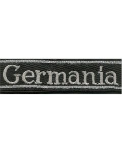 GERMANIA SS REGIMENT OF 5.SS DIVISION CUFF TITLE
