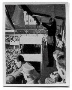 GOEBBELS LPRICHT IM HERBLT 1932 IN DER WIENER ENGELMANN-ARENA